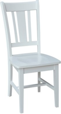 San Remo Chair Beach White Product Image