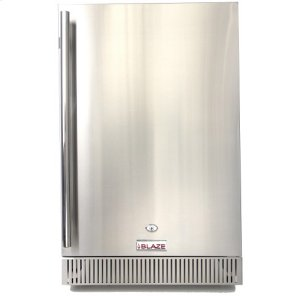 Blaze GrillsBlaze 4.1 Cu. Ft. Outdoor Stainless Steel Compact Refrigerator - UL Approved