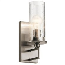 Kayde Collection Kayde Wall Sconce 1 Light CLP