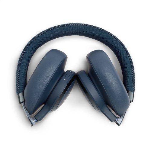JBL LIVE 650BTNC Wireless Over-Ear NC Headphones