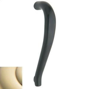 Lifetime Polished Brass Trenton Pull Product Image