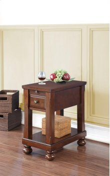 Chairside Table w/ Power Outlet