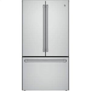 CafeSeries ENERGY STAR® 23.1 Cu. Ft. Counter-Depth French-Door Refrigerator