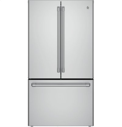 GE Cafe™ Series ENERGY STAR® 23.1 Cu. Ft. Counter-Depth French-Door Refrigerator Product Image