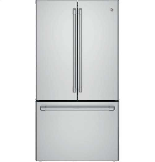 GE Cafe™ Series ENERGY STAR® 23.1 Cu. Ft. Counter-Depth French-Door Refrigerator