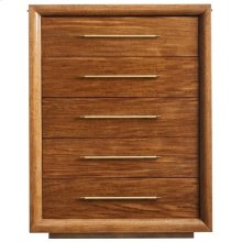 Panavista Panorama Drawer Chest in Goldenrod