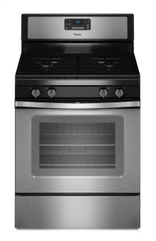 Whirlpool 4 piece SS package
