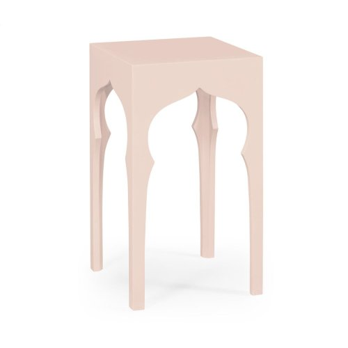 Square Lamp Table ( Ballet Slipper)