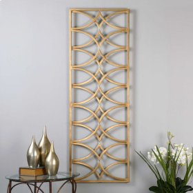 Azalea Metal Wall Panel