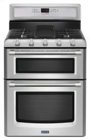 30-inch Wide Double Oven Gas Range with Convection - 6.0 cu. ft. Product Image