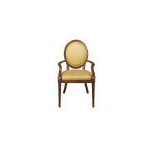 Oval Back Chair
