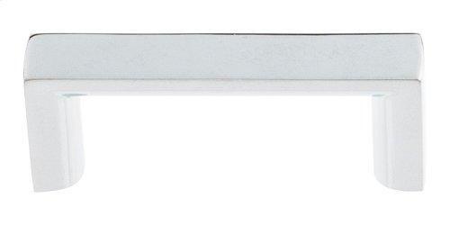 Tableau Squared Handle 1 13/16 Inch - Polished Chrome