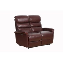 Kelso Burgundy Loveseat