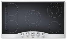 """36"""" Electric Radiant Cooktop - DECU (36"""" wide cooktop)"""
