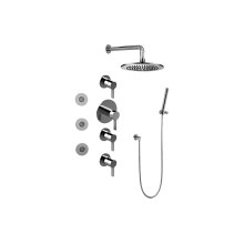 Full Thermostatic Shower System