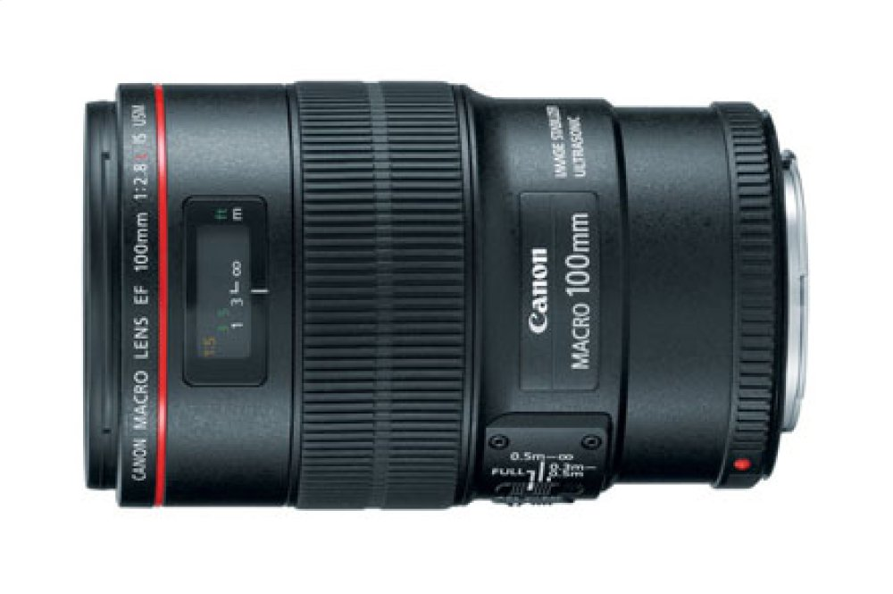 Canon EF 100mm f/2.8L Macro IS USM