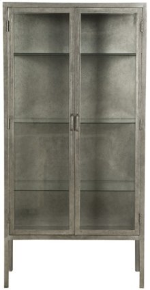 Smith Metal Apothecary Cabinet P463H