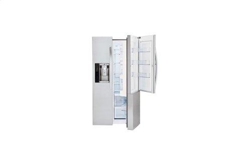26 cu. ft. Side-by-Side Refrigerator w/ Door-in-Door®