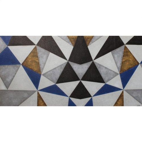 Triangulation Wall Décor