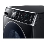 Samsung Appliances Wf9100 5.6 Cu. Ft. Front Load Washer With Superspeed