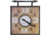 Wooden Wall Clock Product Image