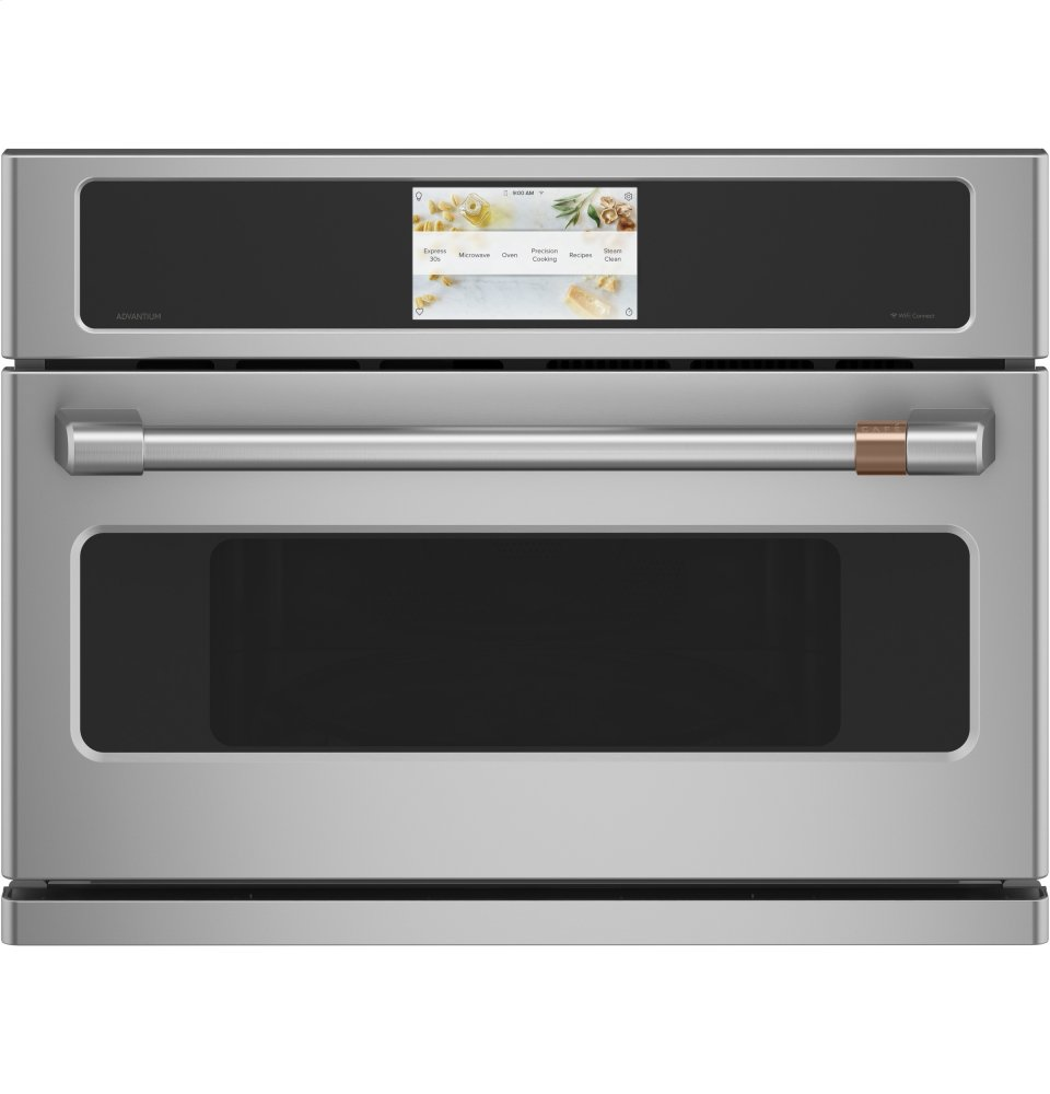 "Cafe 27"" Five in One Oven with 120V Advantium (R) Technology
