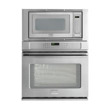 Frigidaire Professional 30'' Electric Wall Oven/Microwave Combination