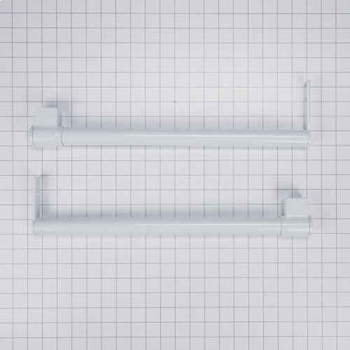 Top Freezer Refrigerator Handle Kit, White