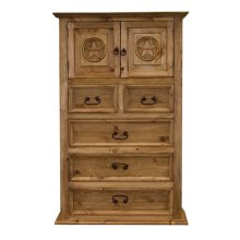 Mansion Star Chest 7 Drawer
