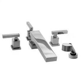 Gun-Metal Roman Tub Faucet