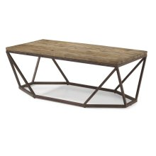 Spectrum Rectangular Coffee Table