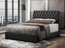 Tufted Full Size Bed