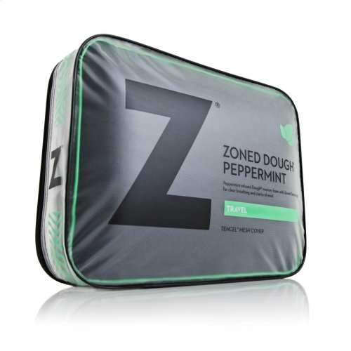 Travel Zoned Dough Peppermint - Travel