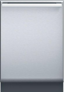 DWHD630GCM 24 inch Emerald 6 Wash Cycle Stainless Steel Dishwasher with Chiseled Door and Masterpiece Handle