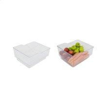 Crisper/Freezer Bin