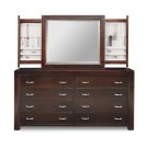 Contempo 8/Drawer Long Dresser Product Image