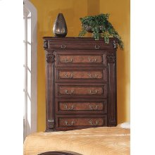 Grand Prado Cappuccino Six-drawer Chest