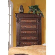 Grand Prado Cappuccino Six-drawer Chest
