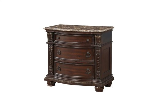 Night Stand, Marble Top