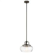 Davenport Collection Davenport 1 Light Pendant/Semi Flush OZ