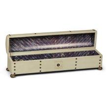 Leather Telescope Box