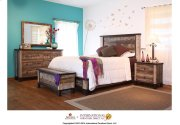 Antique Queen Bed Product Image