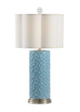 Cornelia Lamp - Blue