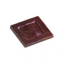 Stone Square - TT240 Silicon Bronze Rust
