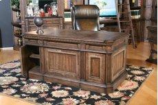 Double Pedestal Executive Desk Product Image