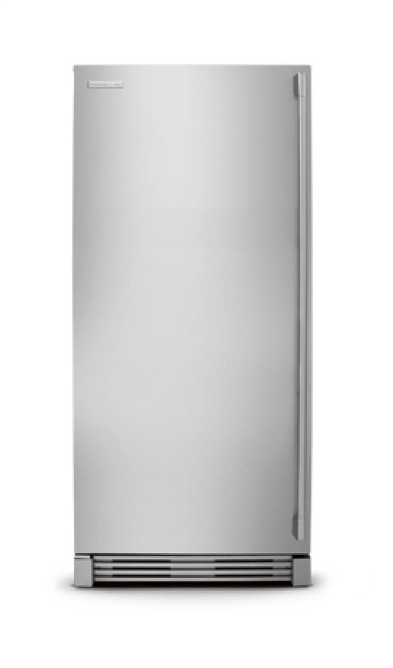 E32af85pqs In Stainless Steel By Electrolux Icon Canada Toronto Avanti Refrigerator Wiring Diagram Additional Professional 32in Built All Freezer 186 Cu Ft