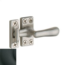 Satin Black Casement Fastener