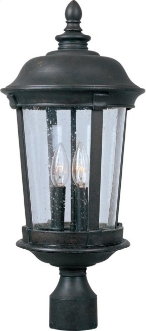 Dover VX 3-Light Outdoor Pole/Post Lantern