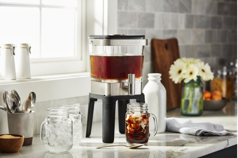 Cold Brew Coffee Maker Stainless Steel