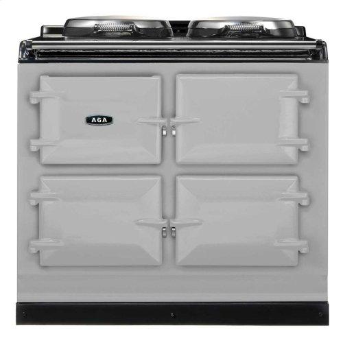 Black AGA Total Control 3-Oven